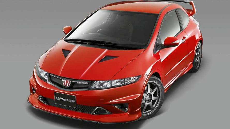 MUGEN Euro confirms Type R prototype development