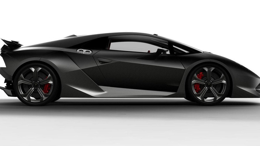 Lamborghini greenlights Sesto Elemento for limited production