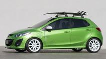 Mazda2 Active2 Surf concept