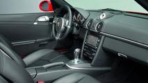 Porsche Boxster Interior