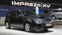Subaru Impreza XV live in Geneva 04.03.2010