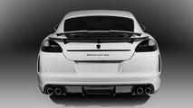 Porsche Panamera Stingray by TopCar, white, 28.05.2010