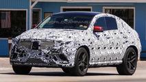 Mercedes-Benz ML Coupe spy photo