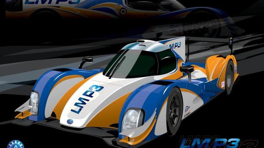 LMP3 class established for Le Mans Series
