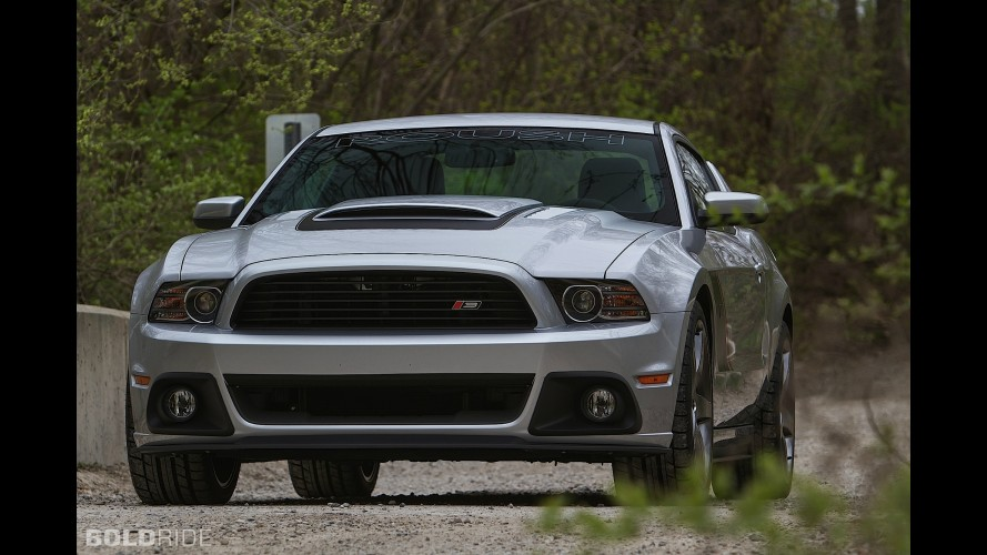 Ford Mustang by Roush Performance