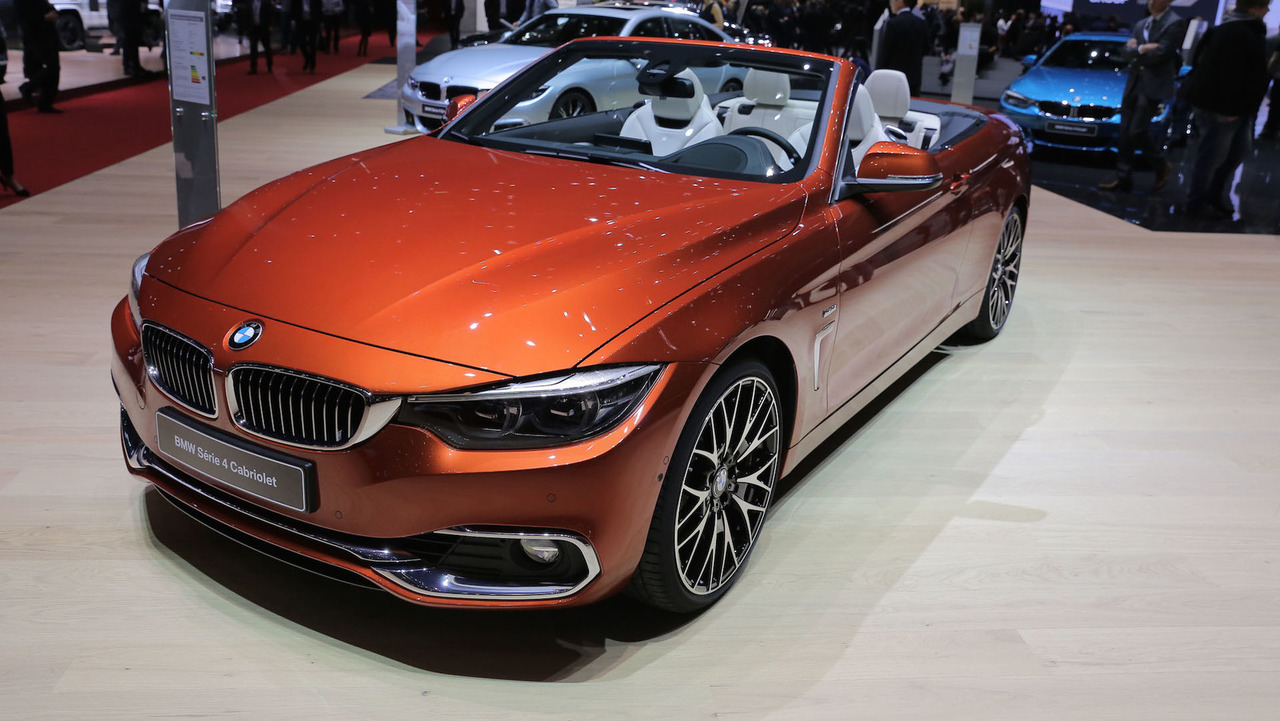 2017 bmw 4 series facelift arrives in geneva with discreet update. Black Bedroom Furniture Sets. Home Design Ideas