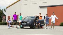 Peugeot tennis