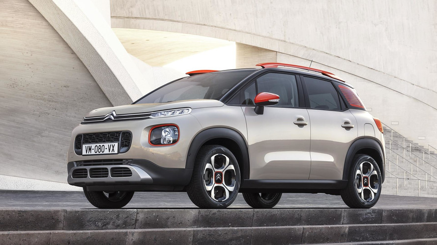 Prix Citroën C3 Aircross : 15 950 € minimum