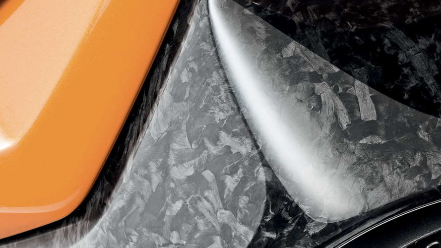 Lamborghini teases forged composites diet for Huracan Performante