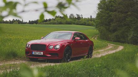 Essai Bentley Flying Spur W 12 S - La belle et la bête