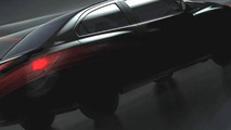 Chevrolet Prisma sedan teaser photo