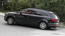 2014 Audi Q7 mule spy photo 22.05.2013