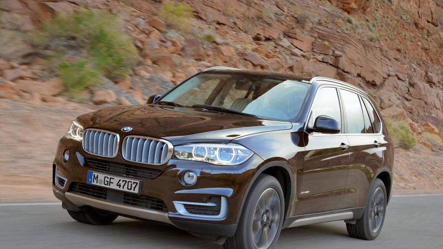 2014 BMW X5 priced from 53,725 USD