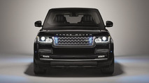 Range Rover Sentinel introduced as SVO's first armored vehicle