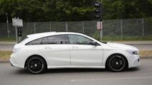 2016 Mercedes-Benz CLA Shooting Brake spy photo