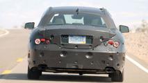 2013 Mercedes-Benz BLS/CLC prototype spied 21.07.2011