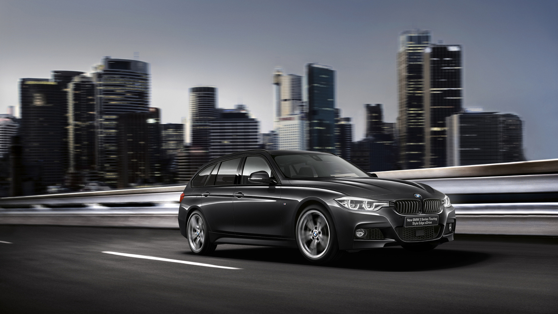 BMW Series Touring Style Edge Edition Unveiled In Japan - Bmw 3 series special edition