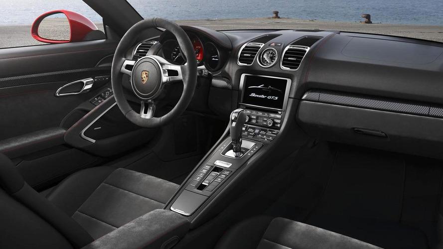 Porsche Boxster GTS sounds menacing in latest promo [video]