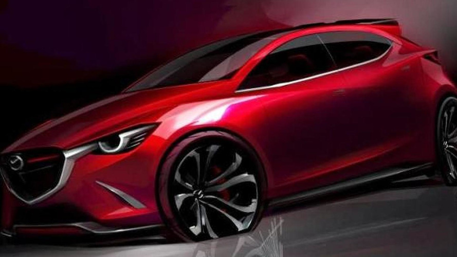 Mazda Hazumi concept leaks out early