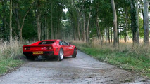 Ferrari 288 GTO Group-B Spec offroad rally video screenshot 13.11.2013