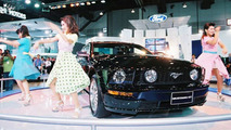 Ford 2005 Mustang at BIMS (Thailand)