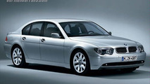 BMW 7 Series Sports Package