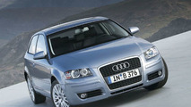 Audi A3 Three-door Gets Facelift