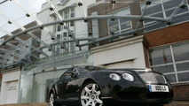 WCF Test Drive: Bentley Continental GT