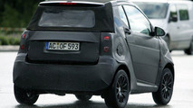 New Smart For-Two Cabrio