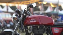 Royal Enfield Motorbeach 2017