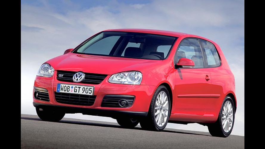 VW auf der IAA: Doppelt aufgeladener Golf GT