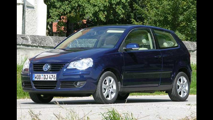 VW Polo gibt es erstmals mit Sechsstufen-Automatik