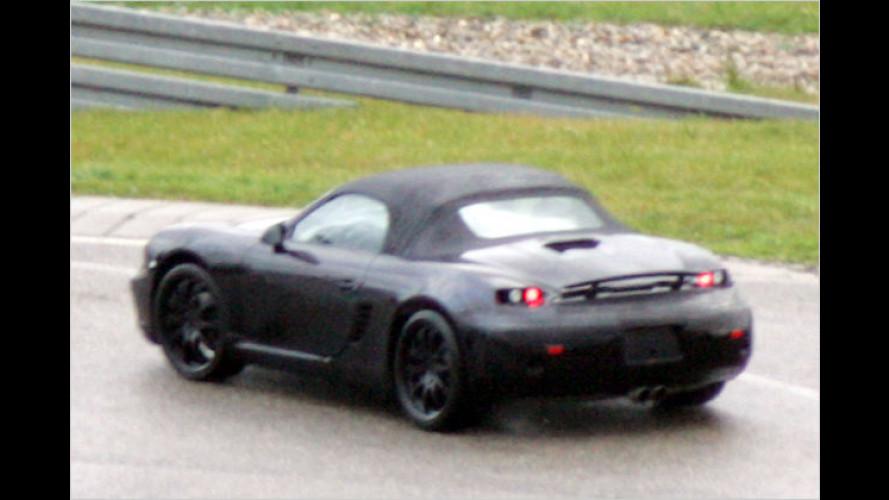Porsche gibt Gas: Neuer 911 und Boxster erwischt