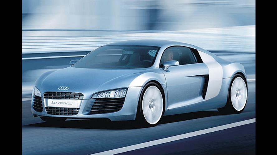 Audi Le Mans: Superflunder mit Gallardo-Genen kommt