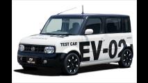 Nissan wird elektrisch