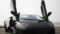 Unique Lamborghini Murcielago LP640 Versace