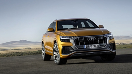 2018 Audi Q8 50 TDI first drive: I can feel your halo