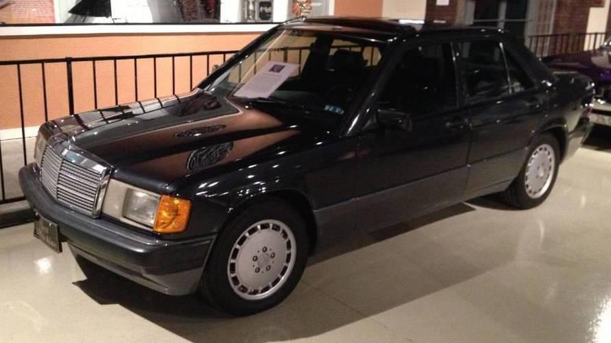 You Can Buy James Brown's Mercedes 190E