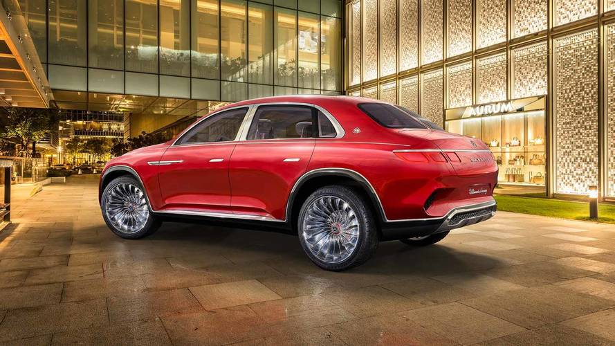 "Future Maybach Models Getting ""Next-Level"" Suspension"