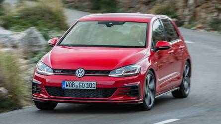 VW Golf GTI Killed In Europe