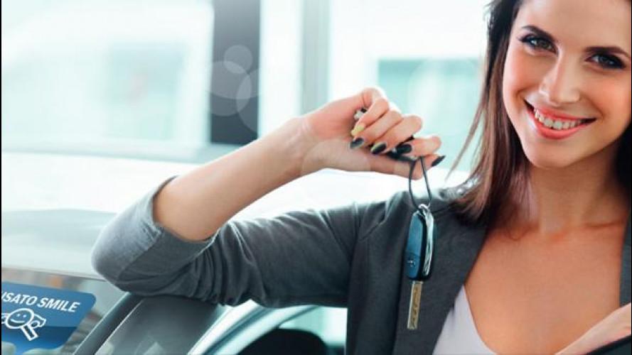 Bosch, con Usato Smile l'auto di seconda mano è una