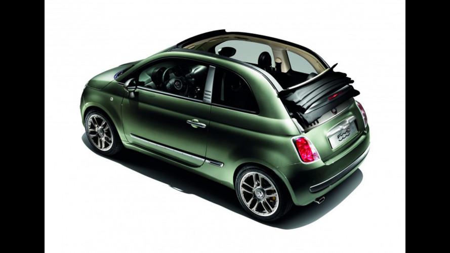 Una Fiat 500C by DIESEL per beneficenza