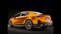 Toyota Corolla 2014 será revelado antes de dezembro