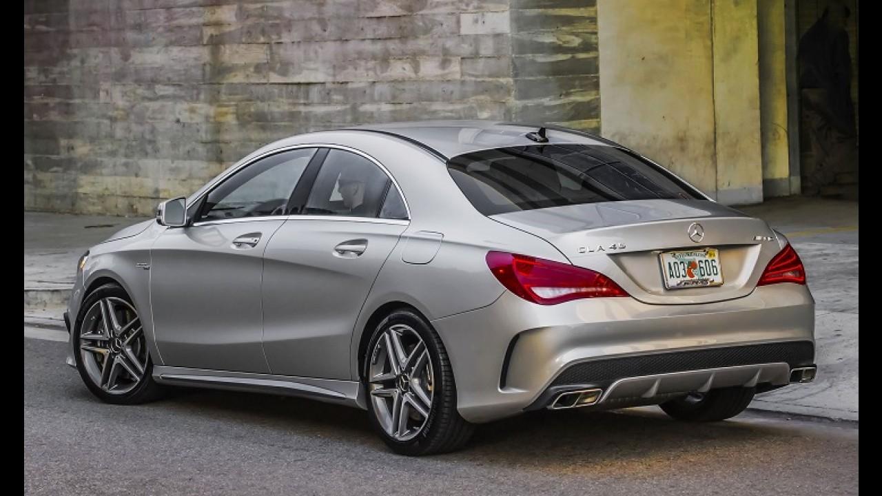 Mercedes adiciona terceiro turno de produção à fábrica do CLA na Hungria