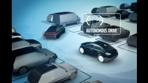 Volvo mostra V40 com sistema de estacionamento autônomo