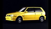 Carros para sempre: pioneiro Uno Turbo já tem 20 anos de história