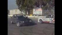 Vídeo: piloto faz drift com dois carros ao mesmo tempo