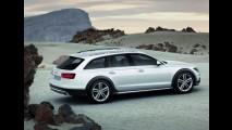 Audi começa a vender nova geração da A6 Allroad Quattro no Brasil