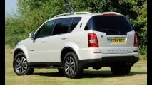 Rexton W, SUV de topo da SsangYong, chega ao Brasil ainda neste mês