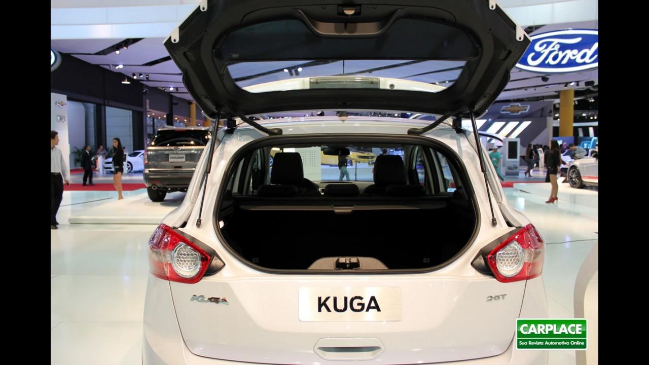 Salão de Buenos Aires: Veja fotos do utilitário esportivo Ford Kuga